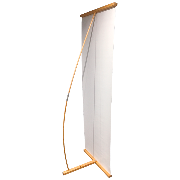Roll Up Banner Recyclable